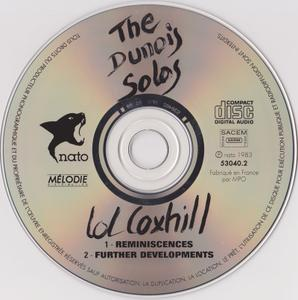 Lol Coxhill - The Dunois Solos (1983)