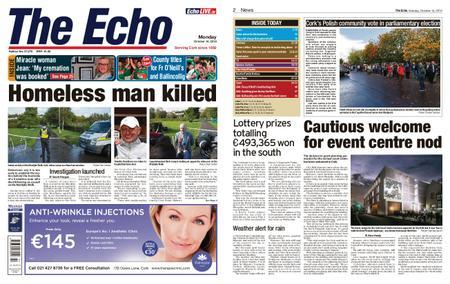 Evening Echo – October 14, 2019