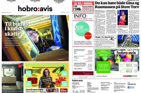 Hobro Avis – 15. april 2019