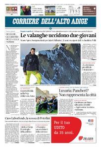Corriere dell'Alto Adige – 20 gennaio 2019