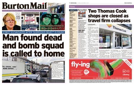 Burton Mail – September 24, 2019