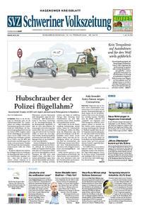 Schweriner Volkszeitung Hagenower Kreisblatt - 15. Februar 2020
