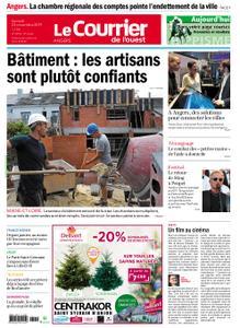 Le Courrier de l'Ouest Angers – 23 novembre 2019