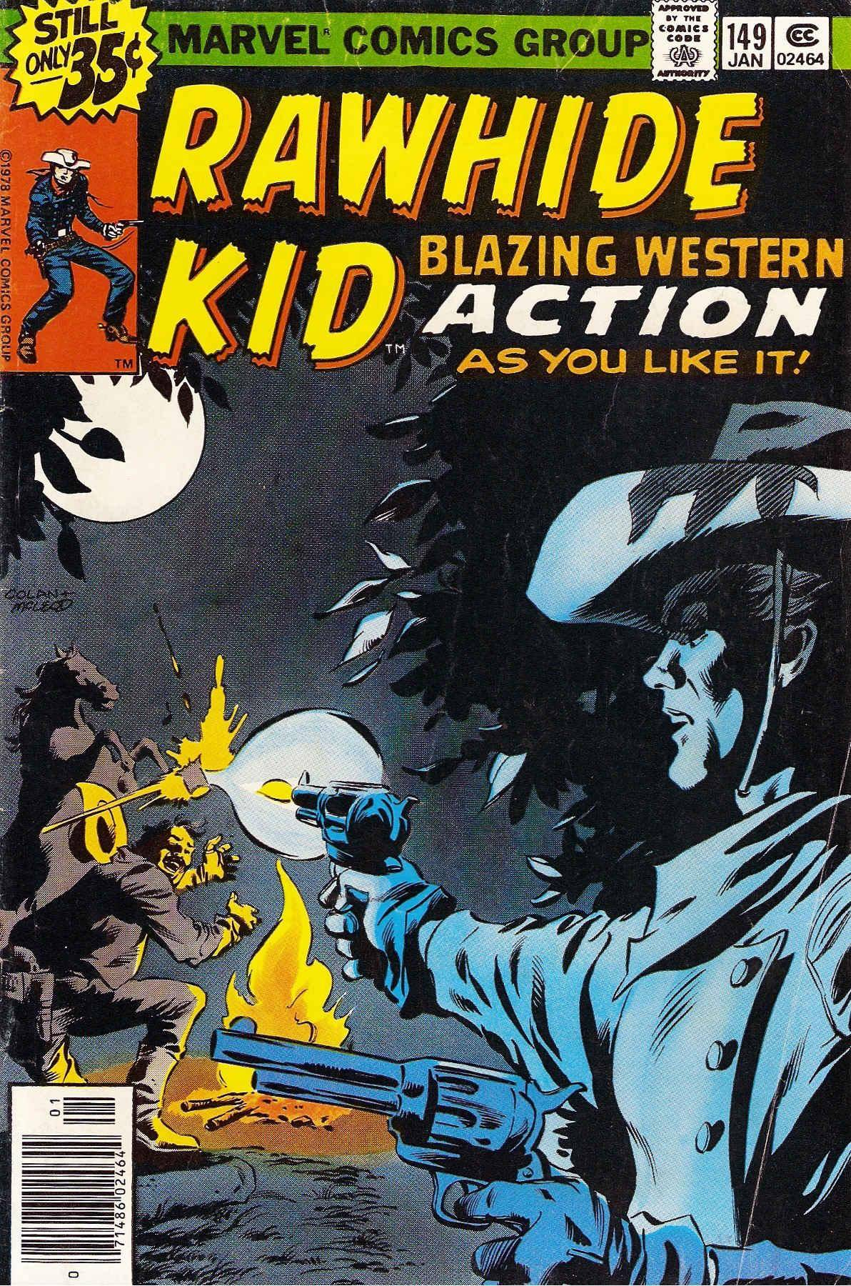 Rawhide Kid v1 149 1979 bluejeff1954
