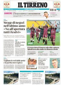 Il Tirreno Livorno - 11 Febbraio 2019