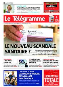 Le Télégramme Quimper – 06 juillet 2020