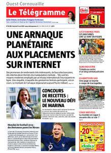 Le Télégramme Ouest Cornouaille – 03 mai 2019