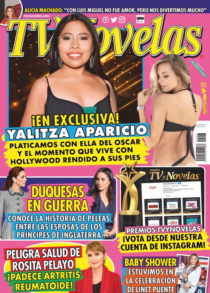 TVyNovelas México - 08 febrero 2019