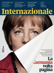 Internazionale N.1427 - 17 Settembre 2021