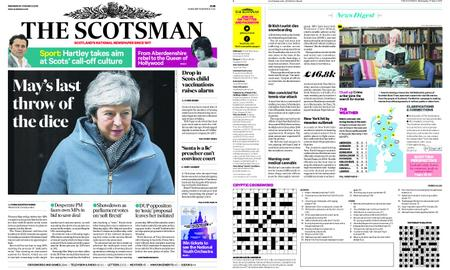 The Scotsman – March 27, 2019