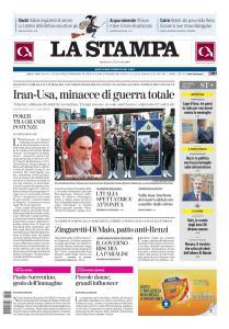 La Stampa Imperia e Sanremo - 5 Gennaio 2020