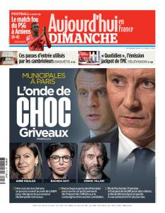 Aujourd'hui en France - 16 Février 2020
