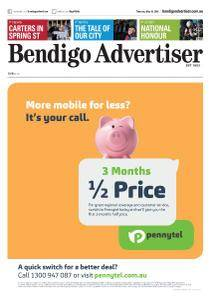 Bendigo Advertiser - May 10, 2018