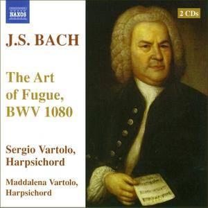 Sergio & Maddalena Vartolo - Johann Sebastian Bach: The Art of Fugue (Die Kunst der Fuge), BWV 1080 (2009) 2CDs