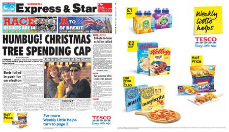 Express and Star Sandwell Edition – September 05, 2019