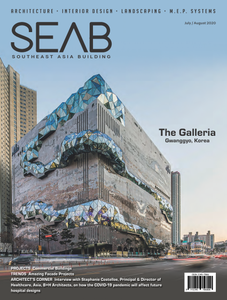 Southeast Asia Building - July/August 2020