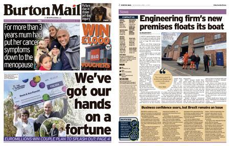 Burton Mail – April 14, 2021