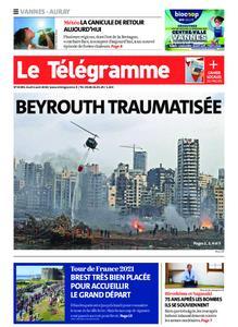Le Télégramme Auray – 06 août 2020