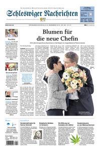 Schleswiger Nachrichten - 08. Dezember 2018