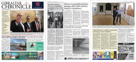 Gibraltar Chronicle – 05 November 2019