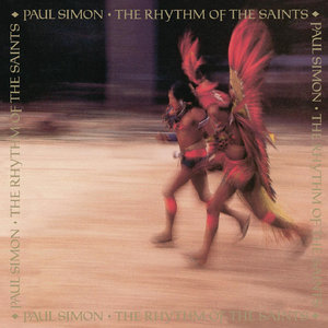 Paul Simon - The Rhythm Of The Saints (1990/2015) [Official Digital Download 24-bit/96kHz]