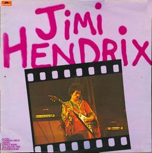 Jimi Hendrix - Jimi Hendrix (1973) [Vinyl Rip 16/44 & mp3-320 + DVD]