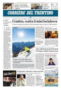 Corriere del Trentino – 10 ottobre 2020
