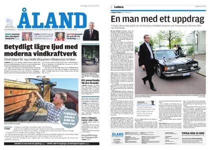 Ålandstidningen – 10 juni 2020