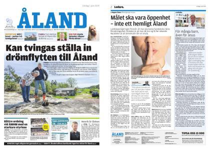 Ålandstidningen – 01 juni 2019