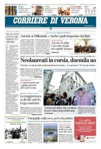 Corriere di Verona – 16 ottobre 2019