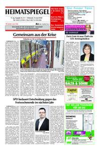Heimatspiegel - 10. Juni 2020