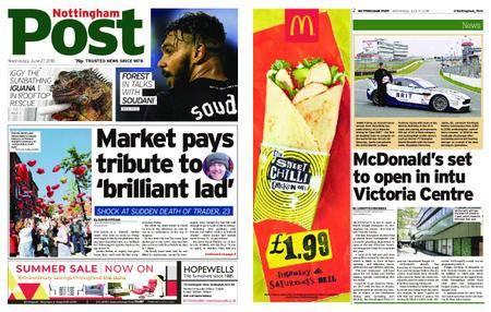 Nottingham Post – June 27, 2018