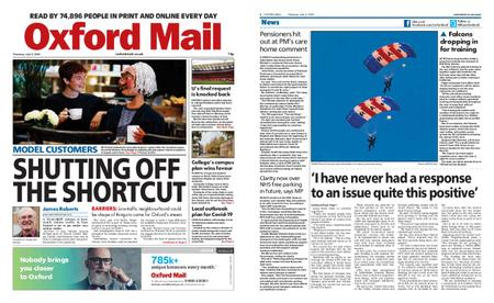 Oxford Mail – July 09, 2020