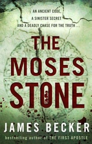 James Becker - The Moses Stone (Chris Bronson Series, Book 2)