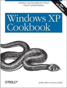 "Robbie Allen, "" Windows XP Cookbook"" (Repost)"