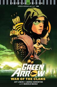 Green Arrow-War of the Clans DC Essential Edition 2018 digital Son of Ultron