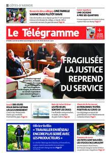 Le Télégramme Guingamp – 18 mai 2020