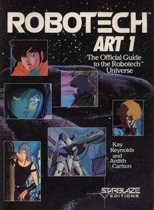 Robotech Art 1 (Starblaze Editions)