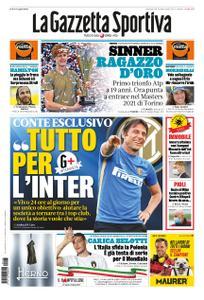 La Gazzetta dello Sport Sicilia – 15 novembre 2020