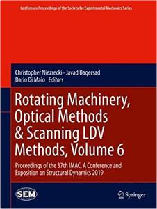 Rotating Machinery, Optical Methods & Scanning LDV Methods, Volume 6: Proceedings of the 37th IMAC, A Conference and Exp