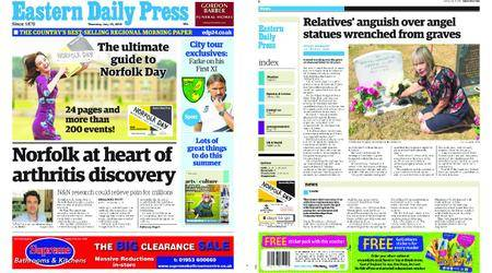 Eastern Daily Press – July 19, 2018