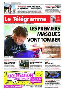 Le Télégramme Brest Abers Iroise – 23 septembre 2021