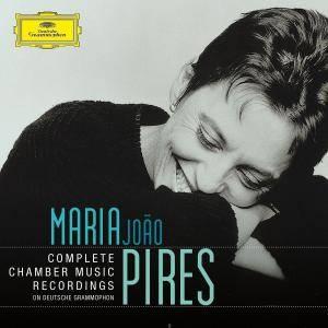 Maria Joao Pires - Complete Chamber Music Recordings On Deutsche Grammophon: Box Set 12CDs (2016)