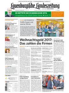 Lauenburgische Landeszeitung - 09. November 2017