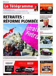 Le Télégramme Brest – 18 octobre 2019