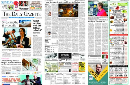The Daily Gazette – September 08, 2019