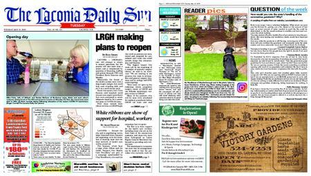 The Laconia Daily Sun – May 19, 2020