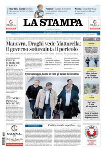 La Stampa Torino Provincia e Canavese - 5 Ottobre 2018