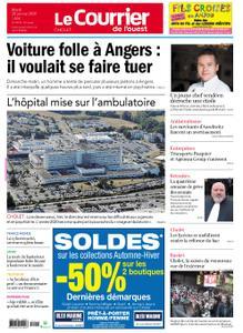 Le Courrier de l'Ouest Cholet – 28 janvier 2020