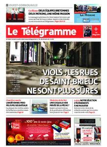 Le Télégramme Ouest Cornouaille – 11 juillet 2020